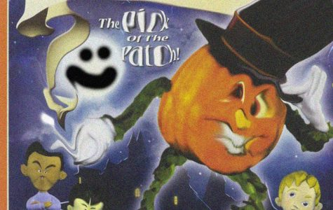 The Dancing Pumpkin and the Ogres Plot Review (Spooky October Spectacular)