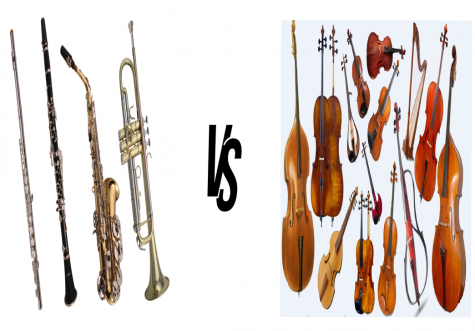 BAND VS ORCHESTRA