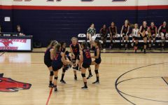 7th Grade Volleyball closes with a District Title