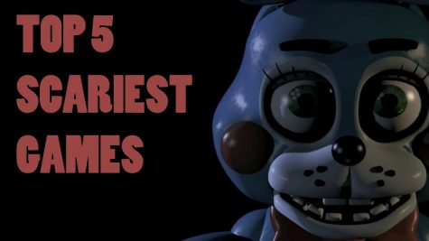My Opinion of the Top 5 Scariest Games Ever