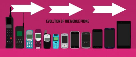 Past Present and Future of Smartphones