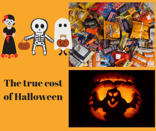 The True Cost of Halloween