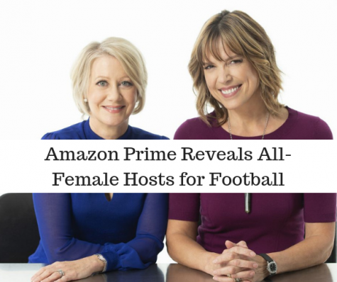 Amazon Prime Reveals All-Female Hosts for their Thursday Night Football Streams.