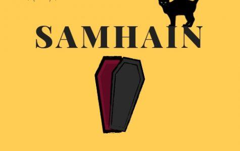 Samhain: the Original Halloween