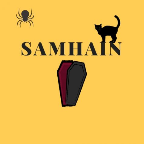 Samhain: the Original Halloween