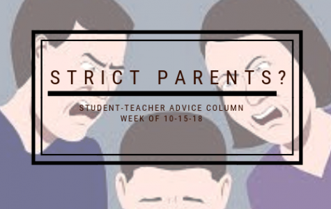 Student-Teacher Advice Column: What Do I Do About Strict Parents?