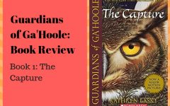 Guardians of Ga'Hoole 1- The Capture: Book Review