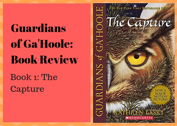 Book review guardians of gahoole series