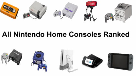 All Eight Nintendo Consoles Ranked