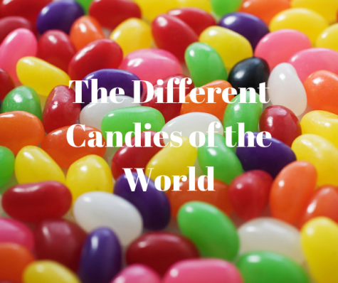 The Different Candies of the World