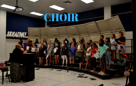 Choir Presents Their Fall Concert