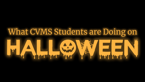 What CVMS Students Are Doing For Halloween
