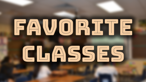 CVMS Students' Favorite Classes