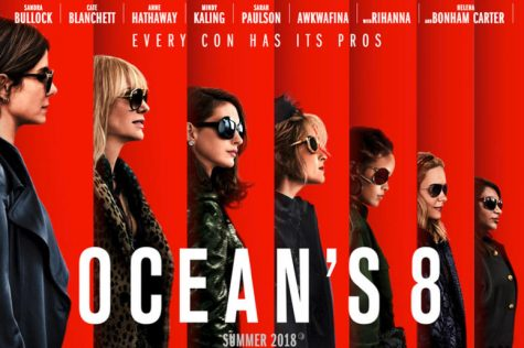 """Why The Movie """"Ocean's 8"""" is Probably the Best Crime Movie"""