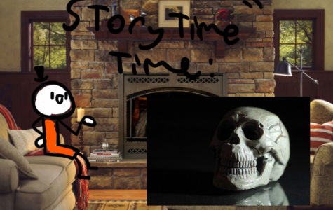 """""""Story Time"""" Time: Creepy Urban Legends (Spooky October Spectacular)"""