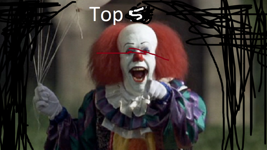 Top+Five+Overrated+Horror+Movies+%28Spooky+October+Spectacular%29