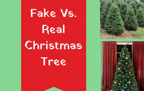 Real Christmas Tree Vs. Artificial Christmas Tree