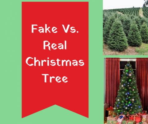 Real Christmas Tree Vs. Artificial Christmas Tree
