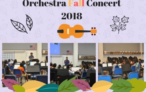 Orchestra Fall Concert 2018