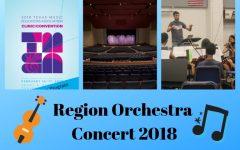 Region Orchestra Concert 2018