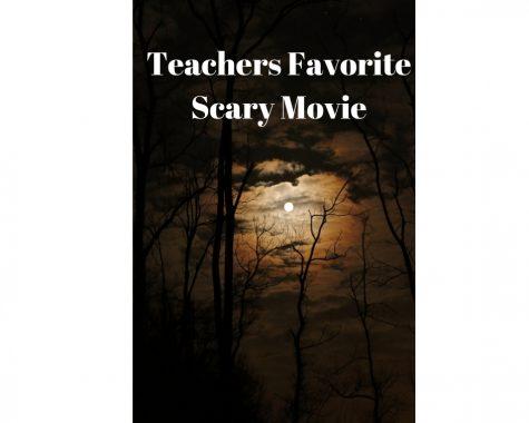 Teachers' Favorite Scary Movie
