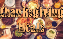 Thanksgiving Meals