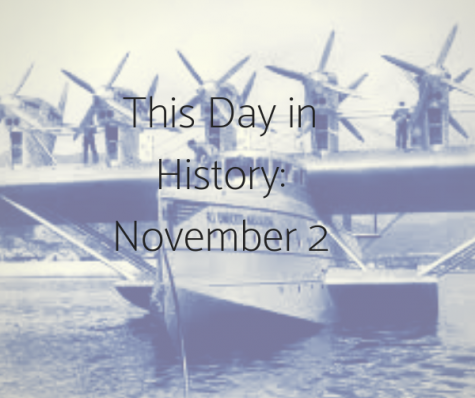 This Day in History: November 2
