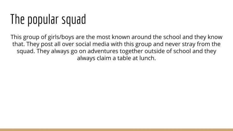 Types+of+Cliques