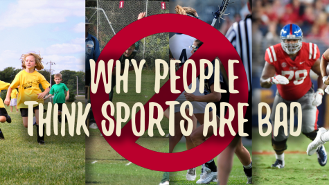 Why People Think Sports Are Bad