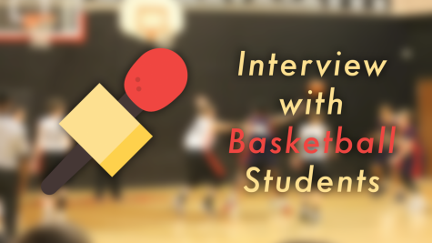 A Talk With Some Of The CVMS Basketball Students