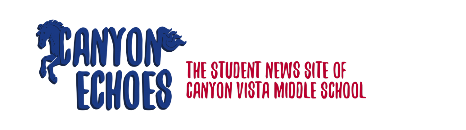 The Student News Site of Canyon Vista Middle School