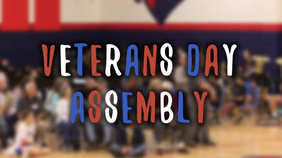 Veteran's Day Assembly