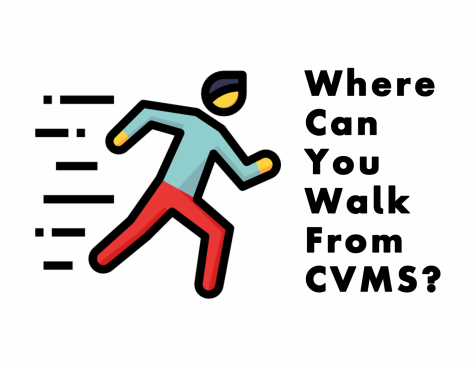 Where Can You Walk from Canyon Vista?