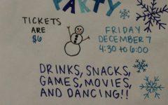 Upcoming Holiday Social