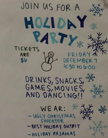 Upcoming Holiday Social