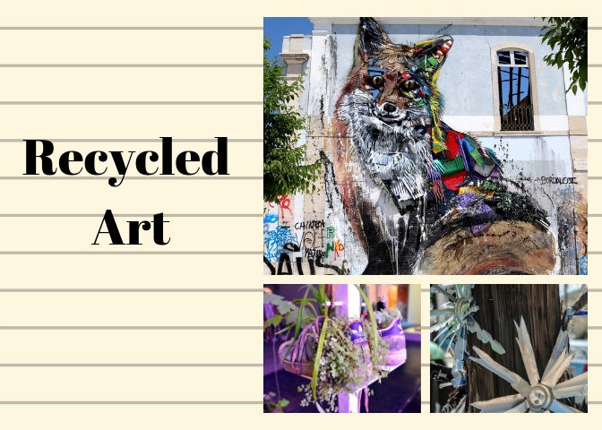 Recycled+Art