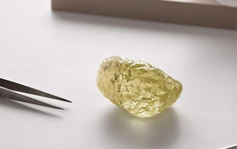 Largest Diamond found in North America