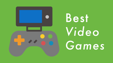 CVMS Students' Favorite Video Games