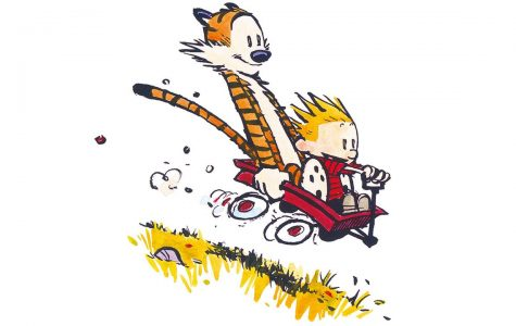 My Love of Calvin and Hobbes