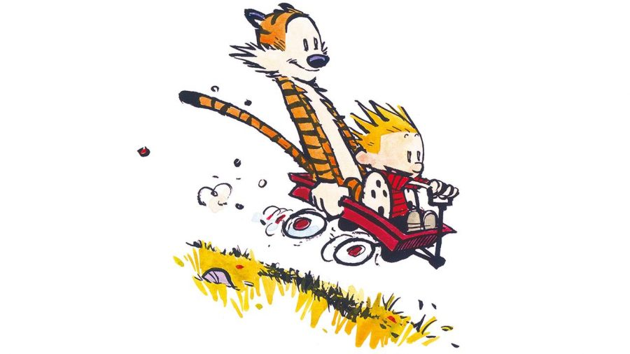 My+Love+of+Calvin+and+Hobbes