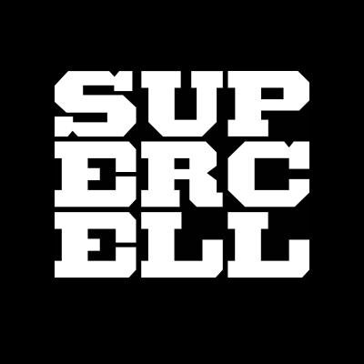 The company logo of supercell.