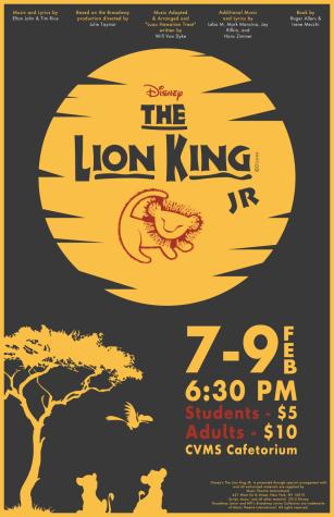Canyon Vista Lion King