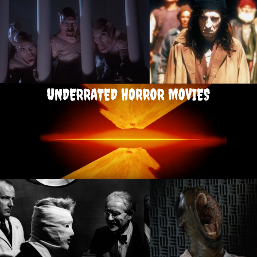 The Seven Most Underrated Horror Movies