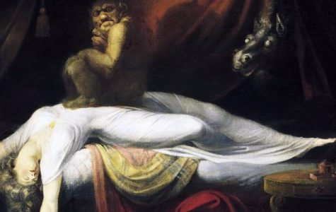 Creepy Sleep Paralysis Stories
