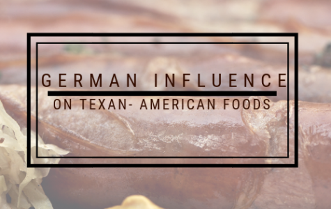 German Influence on Texan-American foods
