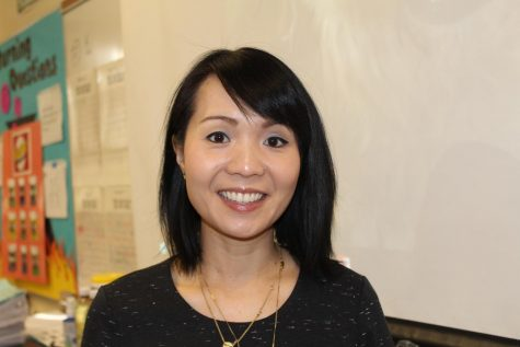 Teacher of The Year Interview with Angela Yung