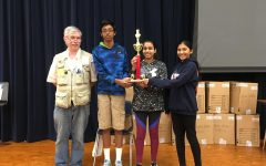 Canyon Vista Middle School Region VI Chess Tournament