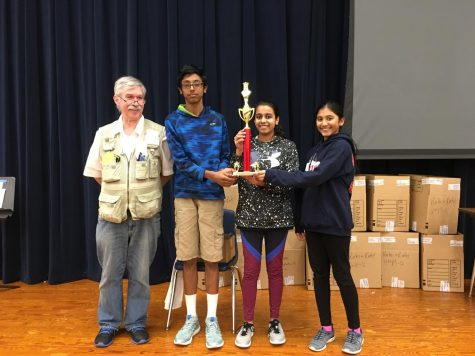 Canyon Vista Middle School Region VI Chess Tournament