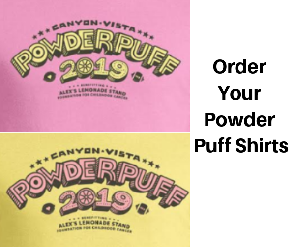 Anticipating Powder Puff 2019
