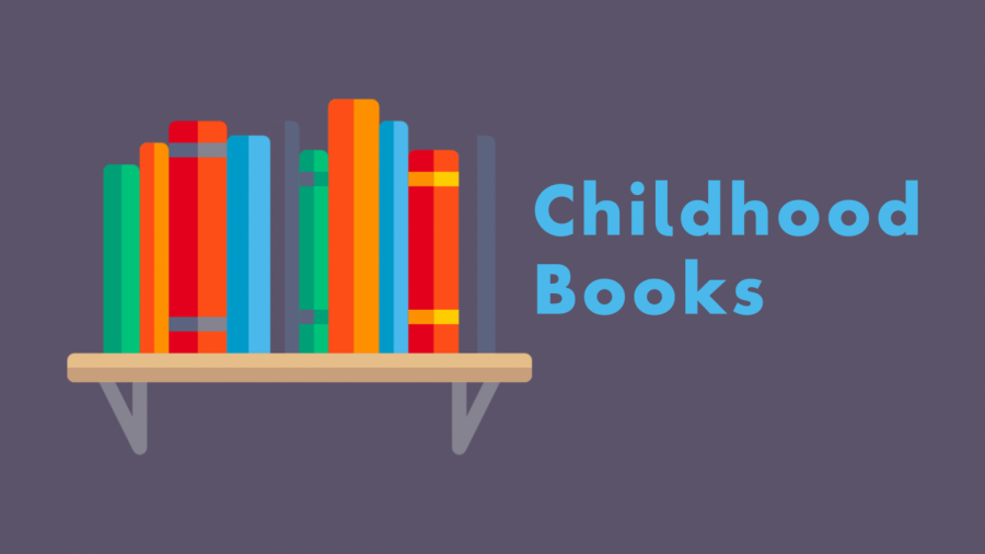 What Were Your Favorite Childhood Books? (PART ONE)